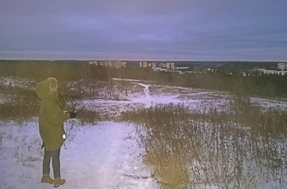 Luolavuoren Jätemäeltä on hulppeat näkymät kaikkialle Turkuun